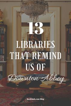 13 incredible libraries that look like they were pulled from the Downton Abbey set.  #books #downtonabbey #interiordesign Library Inspiration, Travel Inspiration, Downton Abbey Set, Love Book, Great Books, Libraries, Book Lovers, Book Worms, Decorating Ideas