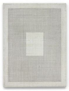 Night II, 2014Graphite and gesso on hessian24 x 18 inches