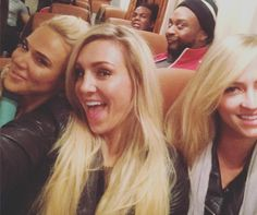 "@daniellemoinet @thelanawwe ""The Blonde Day"""
