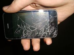 Had my iphone screen repaired