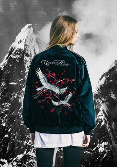 UNDER AIR 2017 S/S Souvenir Jacket Series 봄, 언더에어의 스카쟌이 빛날때!