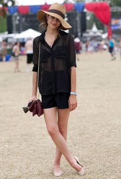 Bonaroo-Festival-Style-Shorts-Hat