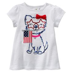 kohls fourth of july baby clothes