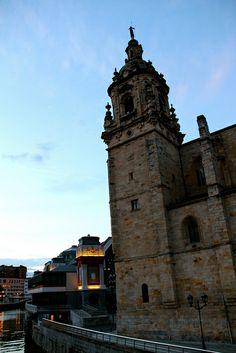Iglesia de San Antón y Mercado de la Ribera, Bilbao