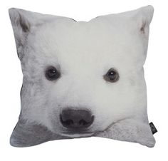 cushion_baby polar bear_30x30cm