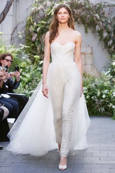 Monique Lhuillier Bridal 2017 Collection