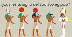 Tu signo del Zodíaco Egipcio puede decirte mucho sobre ti mismo y te revela rasgos ocultos de personalidad... Aunque muchas personas son conscientes de lo que su Zodíaco tradicional significa para ellos la mayoría no saben acerca del Zodíaco Egipcio. La antigua versión egipcia del Zodíaco desbloquea muchos secretos de