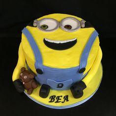 Minion Cake FoodCity Minions MinionCake 14 sheet Minion Cake