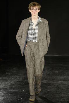 E. Tautz Fall 2017 Menswear Fashion Show