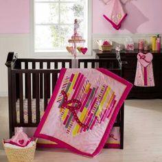 Little Gem Baby Crib Bedding by Rocawear