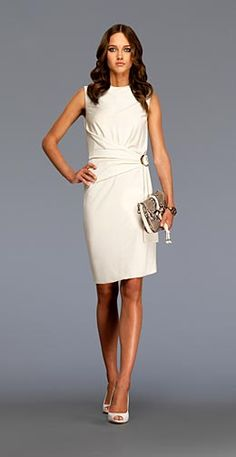 Little White Dress by Gucci.
