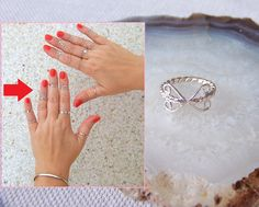 Butterfly 925 Sterling Silver ring. http://stores.ebay.ie/SilverTrend4U?_rdc=1