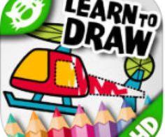 iLuv Drawing Vehicles App