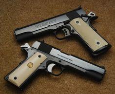 1911 Pistol, Colt 1911, Weapons Guns, Guns And Ammo, 1911 Parts, Firearms, Shotguns, M1911, Woodworking Shop Layout