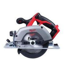 Milwaukee M18 FUEL 18-Volt 7-1/4 in. Lithium-Ion Cordless Rear Handle Circular Saw Kit with 12.0 Ah Battery and Rapid Charger-2830-21HD - The Home Depot Milwaukee Tools, Milwaukee M18, Rip Cut, Oak Laminate Flooring, Saw Tool, Cordless Circular Saw, Cordless Tools, Electronic Recycling, Led Work Light