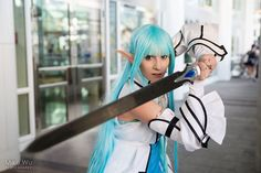 Cosplay by Kristy - mysticwater  Photo by Mike Wu Photography