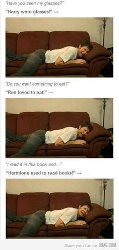 Post Potter Depression. I'm not into Harry Potter, but I can relate about other books/shows/movies/etc.