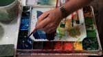 Free Art Lessons from Watercolor Artist Tom Jones