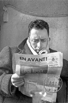 Portraits de lecteurs: Camus Albert