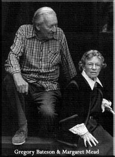Gregory Bateson & Margaret Mead Copyright: Fred Roll  Institute for Intercultural Studies