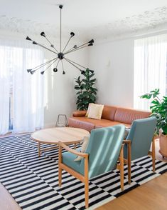 First-Time Home Buyers Tackle a Apartment Reno: gallery image 5 1950s Living Room, Living Room Decor, Living Spaces, First Apartment, Dream Apartment, Apartment Therapy, 1950s House, First Time Home Buyers, Home Renovation
