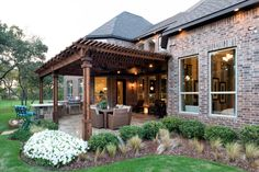 Toll Brothers - The Stanton Covered Patio