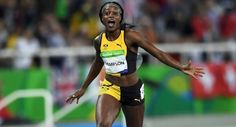 Elaine Thompson, la nueva reina de la velocidad - http://www.juegosyolimpicos.com/elaine-thompson-la-nueva-reina-la-velocidad/