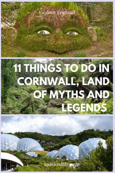 11 things to do in Cornwall, the land of myths and legends - Holiday Plan Lands End Cornwall, Devon And Cornwall, St Ives Cornwall, York Minster, Yorkshire Dales, Yorkshire England, Lake District, Places To Travel, Places To See