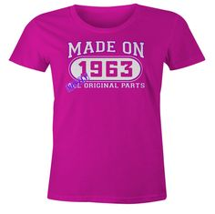 Womens Birthday T-Shirt