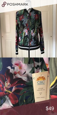 floral bomber with nike air max outfit 2 Cassidy Lou