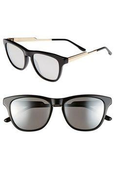 8cdee963718a Stella McCartney 52mm Retro Sunglasses Stella Mccartney Sunglasses