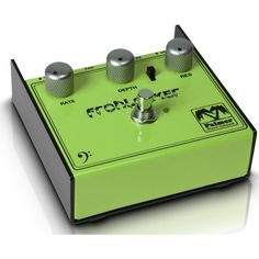Palmer PEBFRO Frohlocker Bass Flange Pedal Root Effects