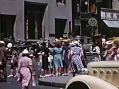 Video on msnbc.com: Watch an extraordinary color film showing a tour of New York City in the summer of 1939, courtesy of the Romano Archives. No audio.