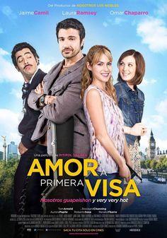 Amor a primera visa (Pulling strings)  ll Omar Chaparro - Jaime Camil