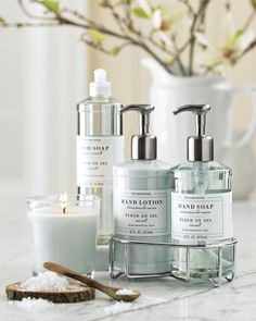 The best year round, it smells heavenly!!! Williams-Sonoma Essential Oils Collection, Fleur de Sel #WilliamsSonoma