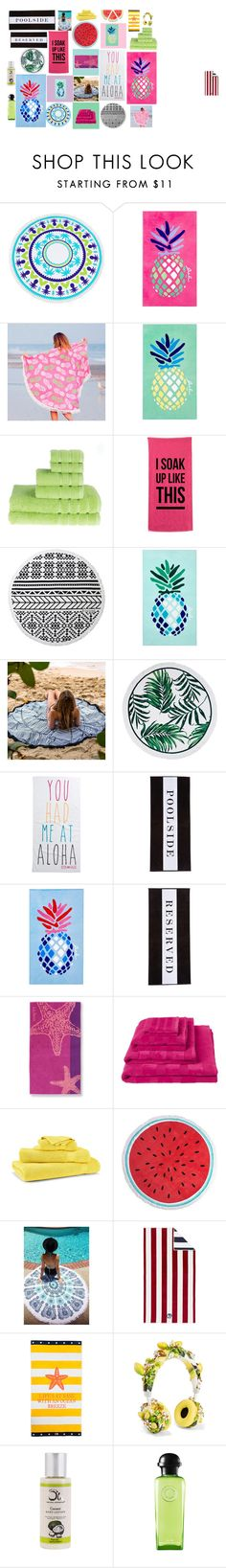 """""""Water Splash Fun!"""" by chellet on Polyvore featuring Belleza, Matouk, The Beach People, Rip Curl, Chance, L.L.Bean, Designers Guild, Ralph Lauren Home, Dorothy Perkins y Pottery Barn"""