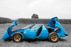 1975 Lancia Stratos HF Stradale Jaguar Xk, Jaguar E Type, New Sports Cars, Sport Cars, Rally Car, Car Car, Fiat Sport, Luxury Automotive, Top Cars