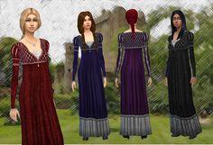 Mod The Sims - Juliette Dress Conversion