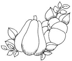 Fruit and vegetables embroidery Christmas Embroidery Patterns, Embroidery Hearts, Embroidery Patches, Hand Embroidery Patterns, Applique Quilts, Coloring Books, Coloring Pages, Rose Drawing Tattoo, Pattern Quotes