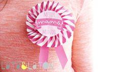 Medalla día de la madre, imprimible gratuito