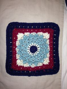 Ravelry: tabbylast's Squares Project 2 - Square 2