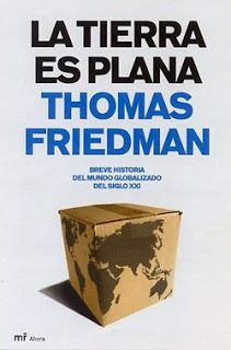 The world is flat. Thomas Friedman, The World Is Flat, Reading, Books, Shape, Flat Earth, World History, Recommended Books, Summary