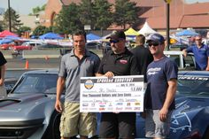 Danny Popp won the Goodguys Sponsor Shootout for JRi Shocks.  Read about the entire weekend here.