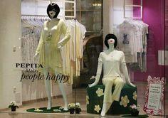 San Petersburg -PEPITA store