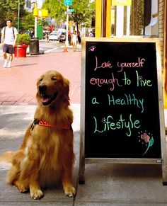 Love yourself enough to live a healthy lifestyle. — with Tuesday at East Village, Manhattan. [September 2, 2015]