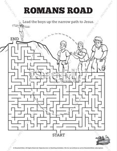 Matthew 7 Plan of Salvation Bible Word Search Puzzles