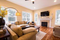 Shelburne Home Living Room