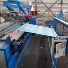 Nonwoven&woven fabric Laminating machine  is a complete production line adopting cast film process to heat and extrude PE, EVA, TPR, PP, and other material, coat to substrates(base fabric), press and cool, finally take up in rolls. http://www.dali-plasticmachinery.com
