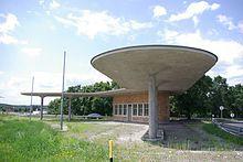 Reichsautobahn-Tankstelle Fürstenwalde – Wikipedia