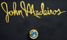 John Medeiros Jewelry Birth Stone Celebration March Aquamarine  #JohnMedeiros #BirthStone